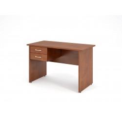 Písací stôl so zásuvkami 120x60