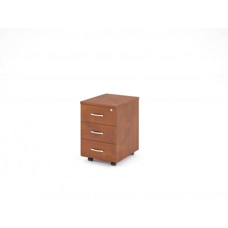 Kontajner s 3 zásuvkami - mobilný