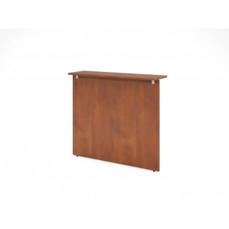 Recepčný panel k stolu 80cm
