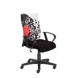 Dizajnová stolička ZOOM MUSIC