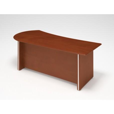 Písací stôl s nízkym lubom - pravý