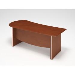 Písací stôl s vysokým lubom - pravá