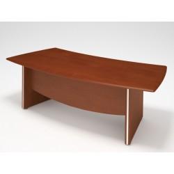 Písací stôl s vysokým lubom - rovnomerný