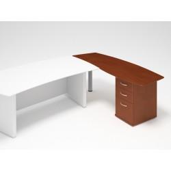 Prídavný stôl so zásuvkami - pravý