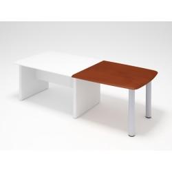 Zakončovací prvok jednacieho stola
