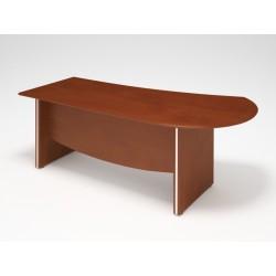 Písací stôl s vysokým lubom - ľavý