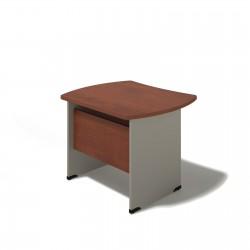 Písací stôl na podnoži z DCP - 140